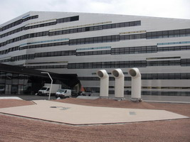 picture of the Science Park 3 building